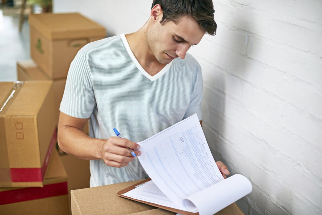 Pick a moving company with reputation