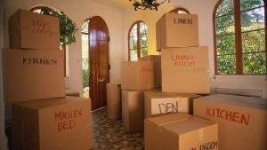 Take control of your Miami unpacking by categorizing and delegating.