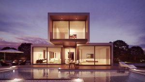 art designed house