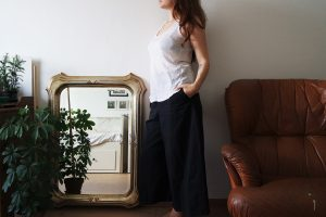 Put a lot of mirrors into your small apartment.