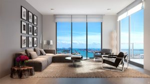 Luxury condo in Miami
