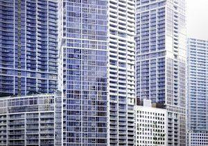 Finest architecture can be found in Miami.