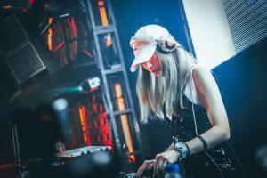 DJ, party club