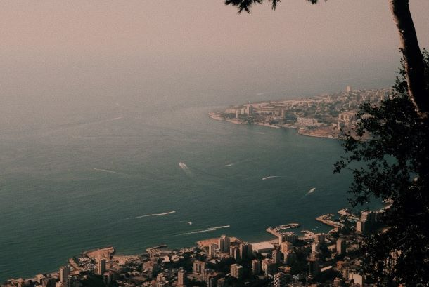 Moving to Lebanon, on the coast by the sea.