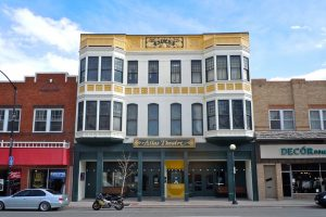 Building in Wyoming city - Cheyenne