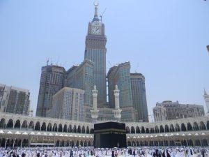 Mecca in KSA