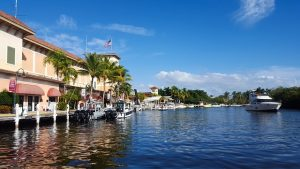 Coast in Florida