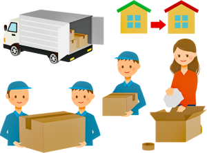Packers and movers.