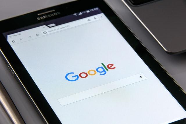 A tablet.