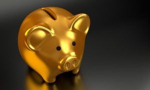 A golden piggy bank - Can moving expenses be deducted?