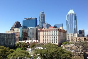 Austin in Texas.