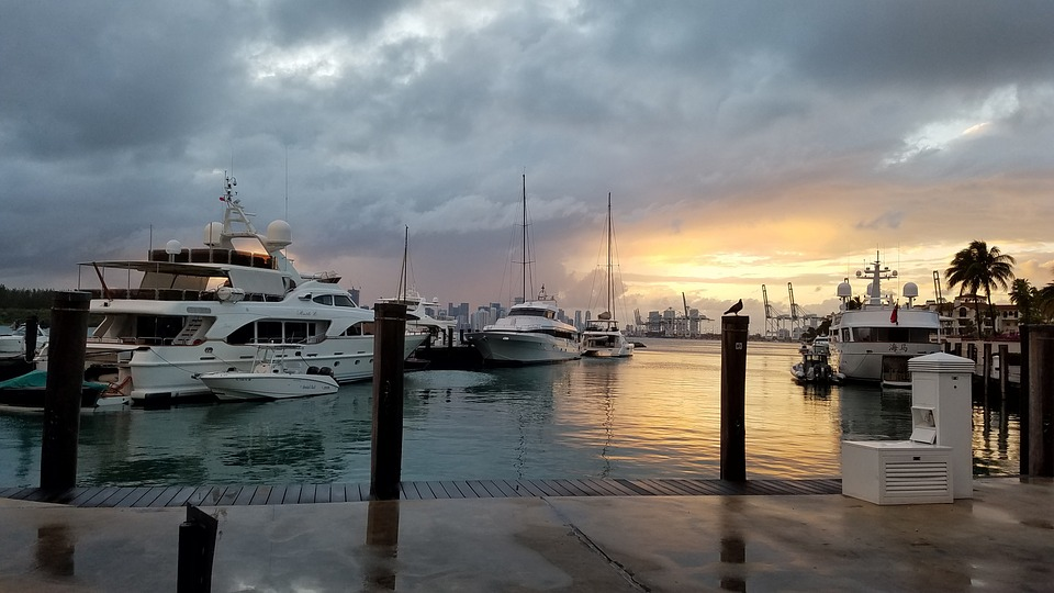The most exclusive neighborhoods in Miami.