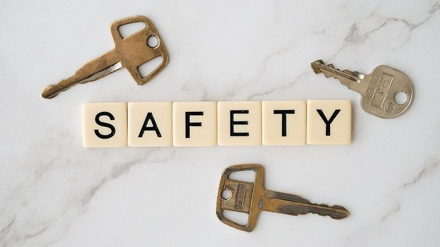 Home Safety Key - Home security tips