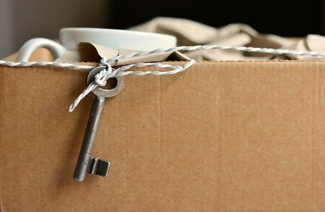 Key Moving Box - Things most people forget to pack for the move