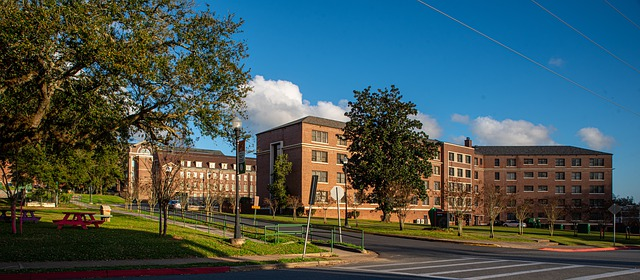 Single parents can safely send their kids to the Famu Dormitory Campus Housing.