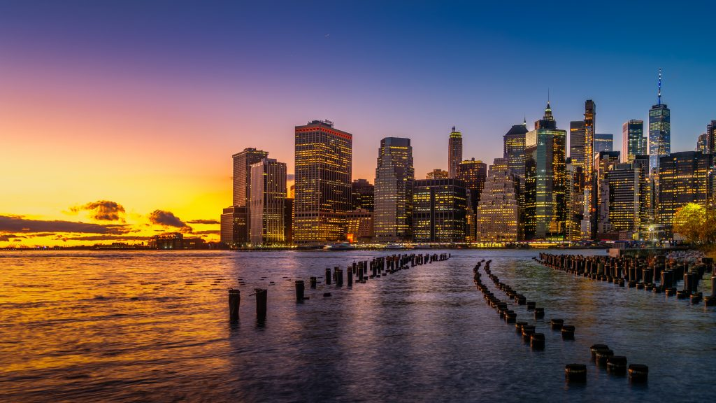 cityscape of NYC