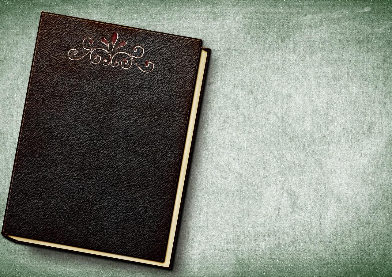 A book.