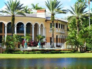 A beautiful home in Florida.