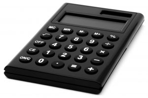 A calculator to set the budget for buying a house and moving to Miami