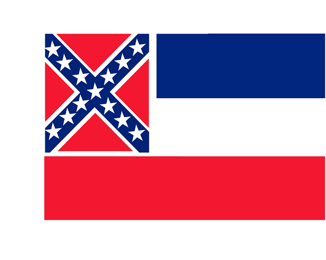 Mississippi flag - read on How to handle a DIY move from Florida to Mississippi